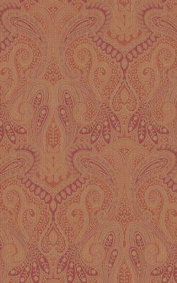 کاغذ دیواری آمریکایی کلاسیک مراکش کد ۴۰۴۰۱ با رنگ آجری