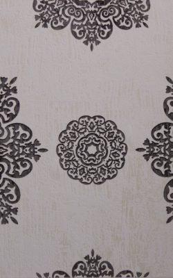 کاغذ دیواری گل دار خارجی قابل شستشو از آلبوم بلمونت کد 49614 برند بی ان