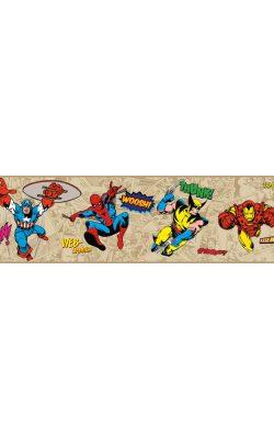 بردر کاغذ دیواری اتاق کودک دیزنی کارتونی ساخت آمریکا کد DS7829BD