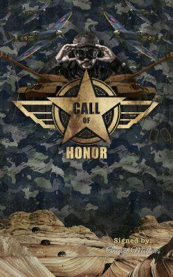 پوستر دیواری مدرن طرح سرباز جنگی کد 30350 آلبوم لِف