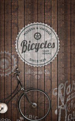 پوستر طرح دوچرخه ورزشی کد 30510 آلبوم لِف