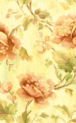 کاغذ دیواری گل دار برای اتاق پذیرایی کد 20005 آلبوم اسپلانده