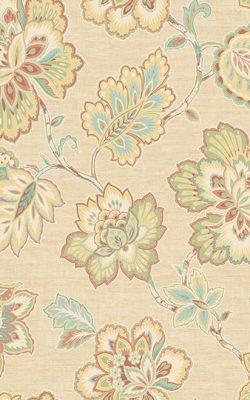 کاغذ دیواری گل گلی آمریکایی برای پذیرایی کد 50004 آلبوم دورچستر