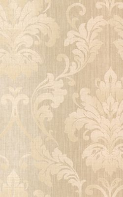 کاغذ دیواری پذیرایی بزرگ با رنگ کرم طلایی کد 50203 آلبوم دورچستر