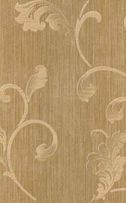 کاغذ دیواری طرح دار برجسته طلایی قهوه ای برای پذیرایی کد 50300 آلبوم دورچستر