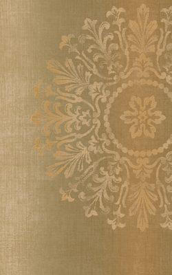 کاغذ دیواری گل درشت طلایی قهوه ای برای پذیرایی کد 50400 آلبوم دورچستر