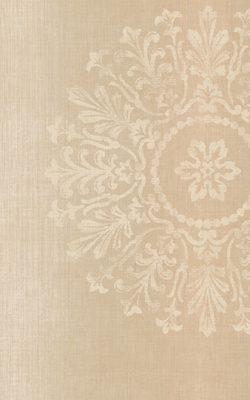کاغذ دیواری گل درشت کرم طلایی برای پذیرایی کد 50403 آلبوم دورچستر