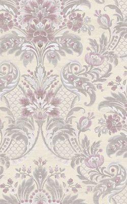 کاغذ دیواری مجلل گل دار برای پذیرایی کد 50909 آلبوم دورچستر