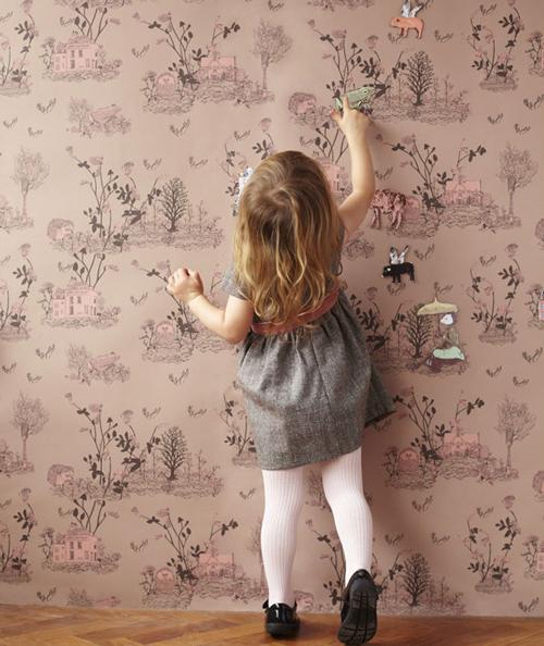 راهنمای انتخاب کاغذ دیواری