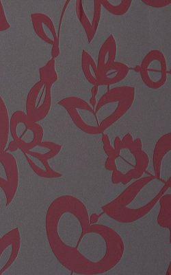 کاغذ دیواری گل دار شیک خارجی قابل شستشو از آلبوم بروکانته با کد 45920