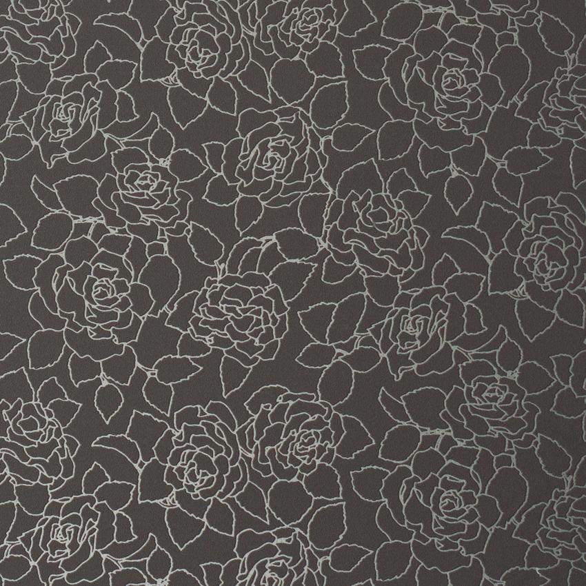 کاغذ دیواری طرح گل هلندی تخفیف خورده قابل شستشو از آلبوم بروکانته با کد 45950