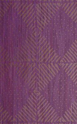 کاغذدیواری طرح هندسی قابل شستشو از آلبوم مکاسار فرانسوی کد 9690158