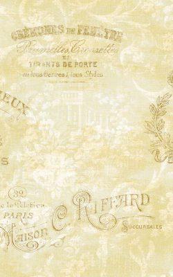 کاغذ دیواری طرح پتینه کرم رنگ آلبوم داماسک فولیو ساخت آمریکا با کد 30101