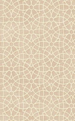 کاغذ دیواری طرح هندسی کلاسیک از آلبوم داماسک فولیو برند سیبروک آمریکا 30309