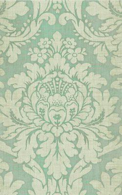 کاغذ دیواری گل کلاسیک پذیرایی مجلل برند سیبروک ساخت آمریکا از آلبوم داماسک فولیو 30408
