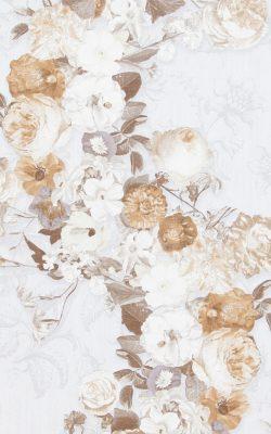 کاغذدیواری گل گلی برای منزل اروپایی با برند بی ان از آلبوم داتچ مستر 17791
