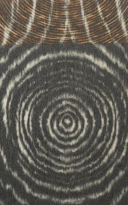 کاغذ دیواری مدرن طرح کنده درخت برند کازامانس تخفیف خوره از آلبوم ویوز با کد 9730179