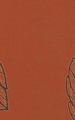 کاغذ دیواری طرح برگ قابل شستشو اروپایی با برند بی ان کد 43635 پرادو