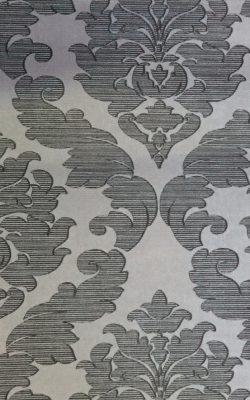 کاغذ دیواری گل داماسک مجلل ارزان قابل شستشو کد 1105 از آلبوم داماسک