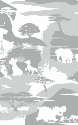 خرید اینترنتی کاغذ دیواری اتاق پسران دیزنی مارول استاروارز با تخفیف ساخت آمریکا DK0107