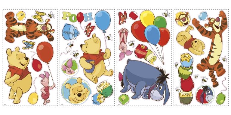 برچسب دیواری خرس مهربون از کاتالوگ استار وارز با برند یورک کد RMK1498SCS