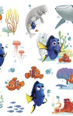 برچسب دیواری ماهی از کاتالوگ استار وارز با برند یورک کد RMK3142SCS