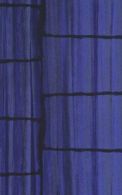 کاغذ دیواری هلندی سورمه ای تخفیف دار قابل شستشو از آلبوم مارت ویزر کد 48204