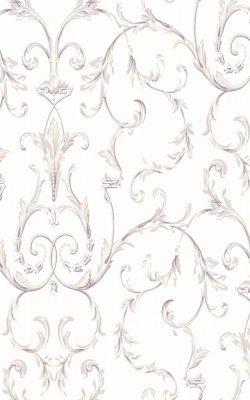 کاغذ دیواری طرحدار کلاسیک آلبوم لامینوس لوندر یورک کد 3236 ساخت آمریکا
