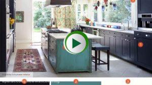ویدیوی آشپزخانه رویایی