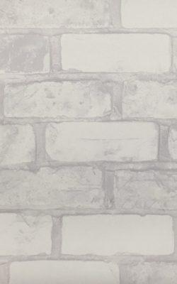 کاغذ دیواری هلندی المنت طرح آجری روشن کد 49782