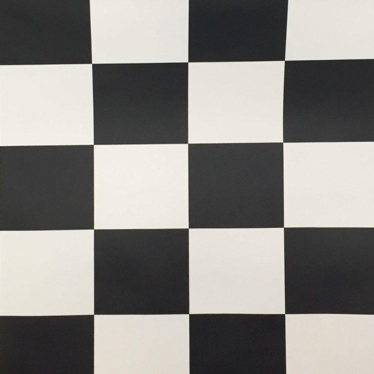 فروش ویژه کاغذ دیواری شطرنجی سیاه و سفید ساخت آمریکا کد 2643 اینستنت یورک