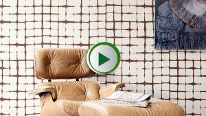 کاغذ دیواری مدرن برای فضای مسکونی و اداری ساخت کشور هلند