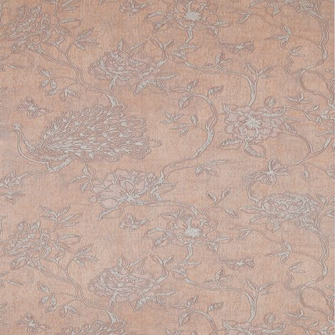 کاغذ دیواری گل دار مدرن مسکونی اروپائی Newchacran BN نیوچکران 18425