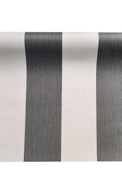 کاغذ دیواری راه راه نوک مدادی تخفیف خورده از برند کازامانس فرانسه کد799122